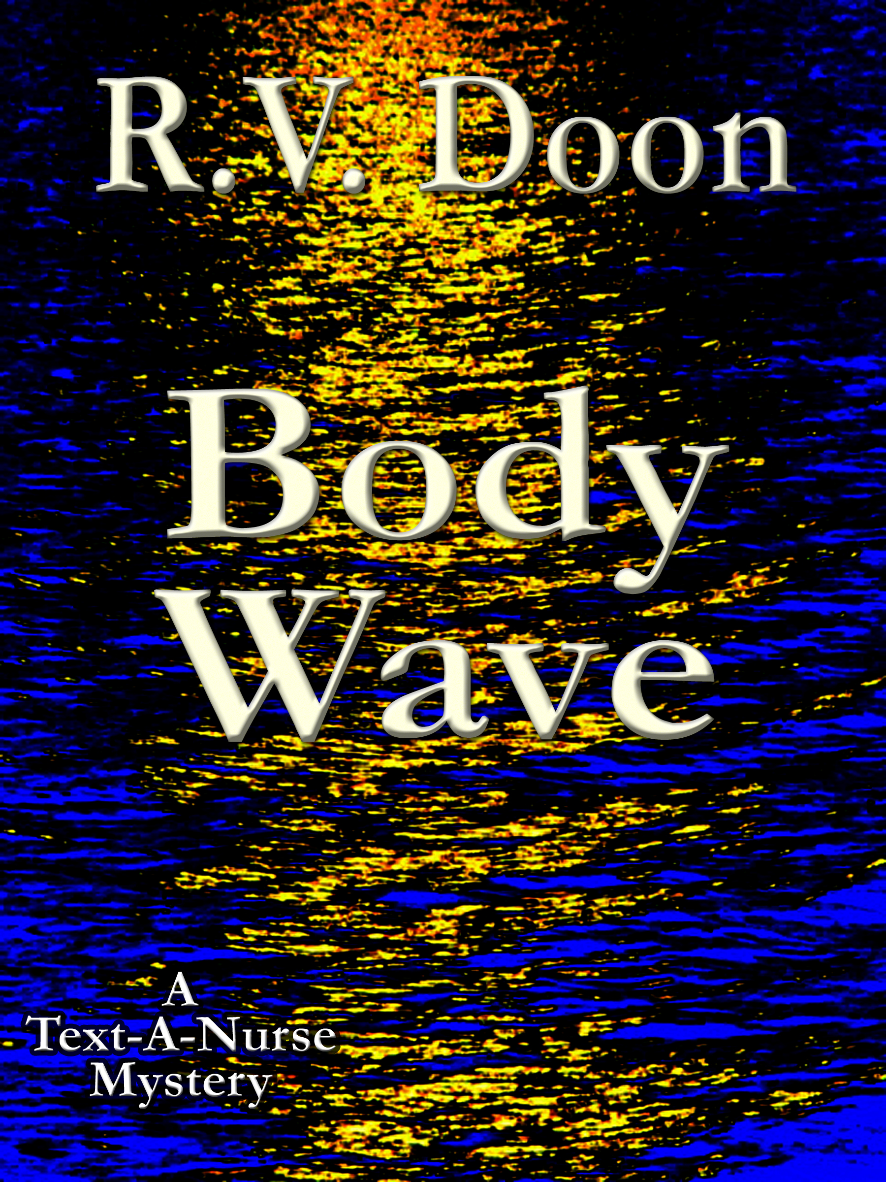 Body Wave Gets a Third Book Cover