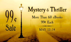 Cozy mystery and thriller cross promotion @www.rvdoon.com